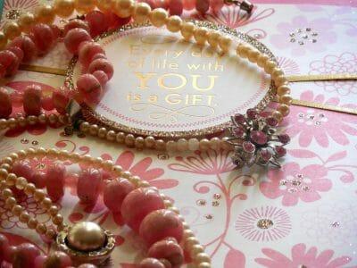 Christmas pearl gift idea