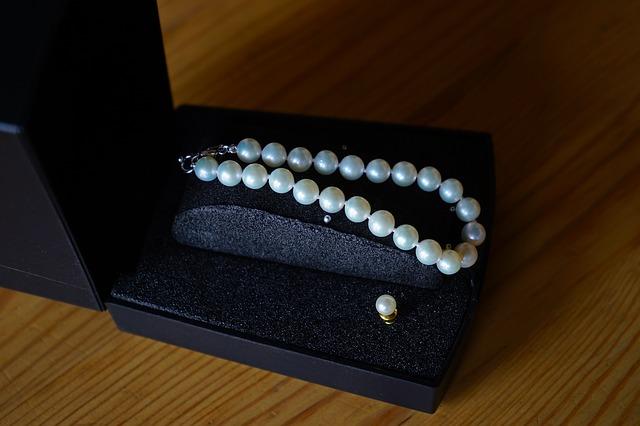 pearl graduation gift idea