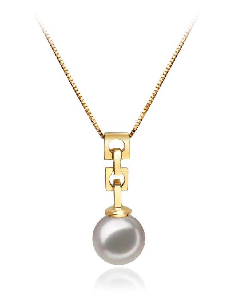6-7mm AA-Qualität Japanische Akoya Perlen Set in Alexa Weiß
