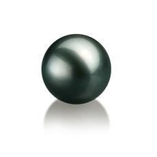 12-13mm AAA-Qualität Tahitisch Einzelne Perlen in Kim Schwarz