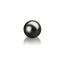 6-7mm AA-Qualität Japanische Akoya Einzelne Perlen in Schwarz