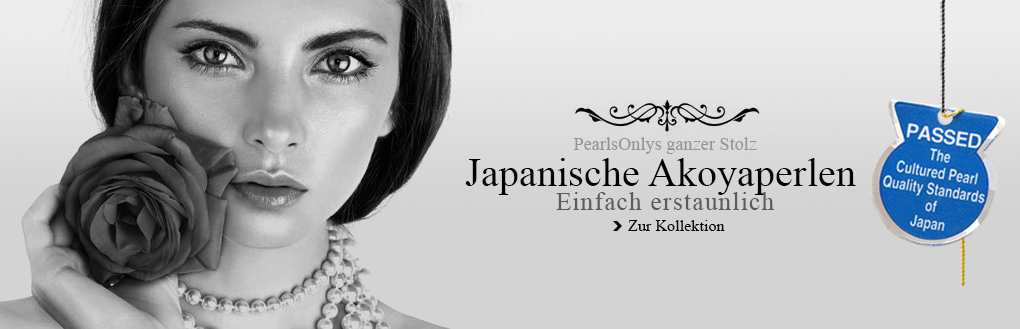 Japanische Akoya