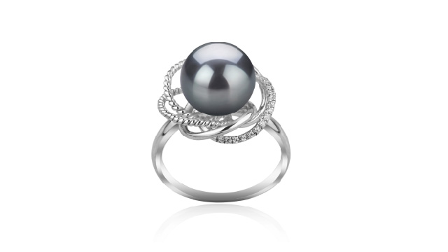 View Schwarze Perle Ringe collection